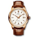IWC Vintage Ingenieur Automatic (RG/Silver/Leather strap) IW323303