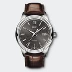 IWC Vintage Ingenieur Automatic (WG/Grey/Leather strap) IW323304