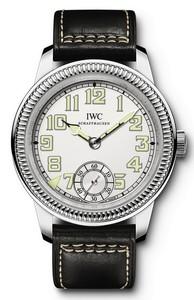 IWC Vintage Pilot's Hand Wound (Platinum) IW325405