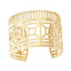Boucheron Quatre Radiant Edition Yellow Cuff Bracelet