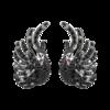 Boucheron Cypris, the Black swan stud Earrings