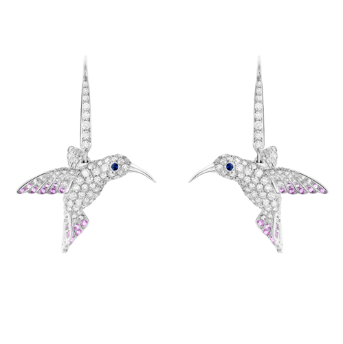 Boucheron Hopi, the hummingbird sleepers