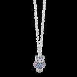 Boucheron Noctua, the owl pendant