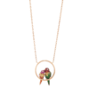 Boucheron Nuri, the cockatoo pendant