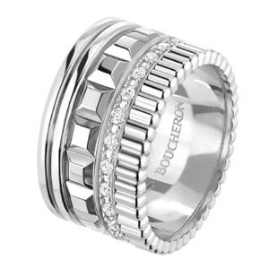 Boucheron Quatre Radiant Edition White Ring