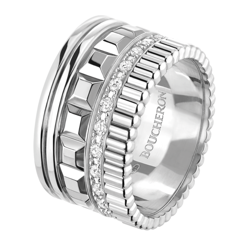 Boucheron Quatre Radiant Edition White Ring