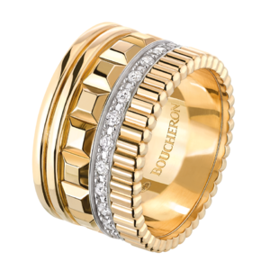 Boucheron Quatre Radiant Edition Yellow Ring