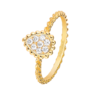 Boucheron Serpent Boheme Ring Small Motif