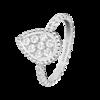 Boucheron Serpent Boheme White Ring Medium Motif