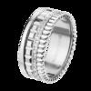 Boucheron Quatre Radiant Edition white small ring