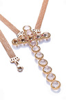 Cantamessa Cross Necklace CP 417
