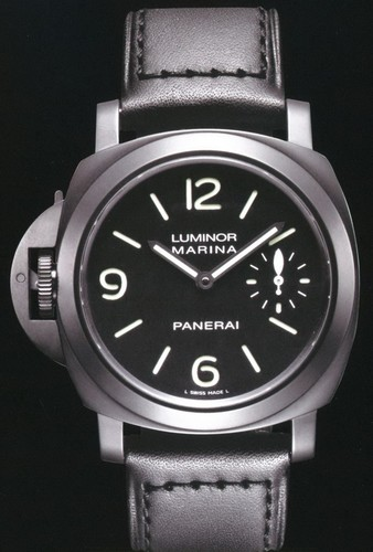 Officine Panerai Luminor Marina Left Handed PAM 00026