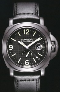 Officine Panerai Panerai Luminor Power Reserve 44mm PVD PAM 00028