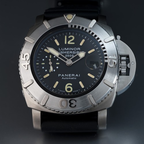 Officine Panerai Panerai Luminor Submersible 2500m PAM 00194