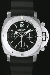 Officine Panerai Panerai Luminor Submersible Chrono Slytech 1000m PAM 00202
