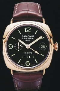 Officine Panerai Panerai Radiomir 10 Days GMT Pink Gold PAM 00273