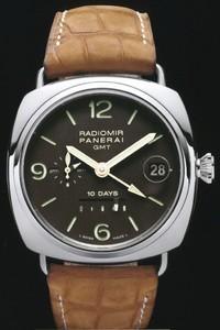 Officine Panerai Panerai Radiomir 10 Days GMT Platinum PAM 00274