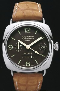 Officine Panerai Panerai Radiomir 10 Days GMT Platinum PAM 00274