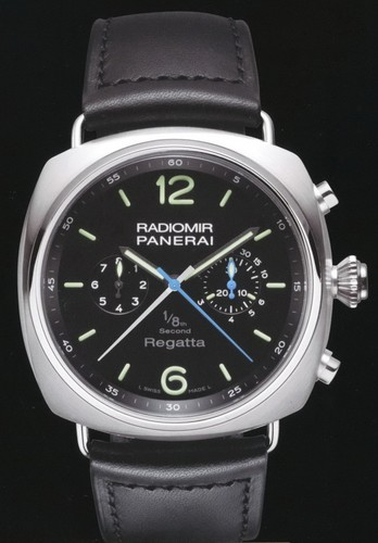 Officine Panerai Radiomir Regatta One Eighth Second Titanium PAM 00343