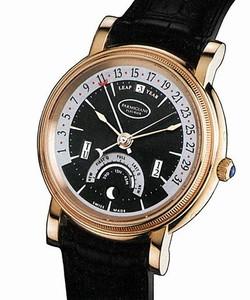 Parmigiani Fleurier Parmigiani Toric Perpetual Calendar (RG / Black / Leather) PF002622-01