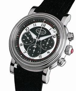 Parmigiani Fleurier Toric Chronograph (WG / Black-Silver) PF006780