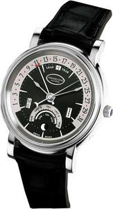 Parmigiani Fleurier Toric Retrograde Perpetual Calendar (WG / Black) PF002613