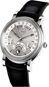 Parmigiani Fleurier Toric Retrograde Perpetual Calendar (WG / Silver) PF002610