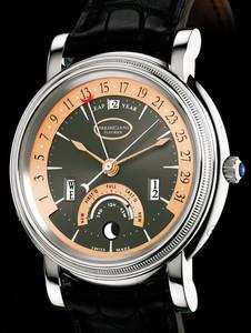 Parmigiani Fleurier Toric Retrograde Perpetual Calendar (WG / Slate) PF002614