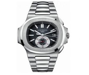 Patek Philippe Nautilus Chronograph 5980/1A-014 Gray Dial