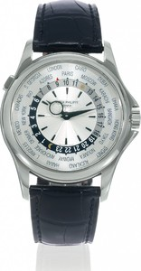 Patek Philippe World Time 5130G / WG