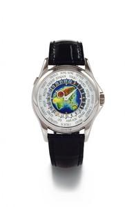 Patek Philippe World time 5131G/ WG
