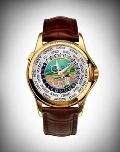 Patek Philippe World Time 5131J / YG