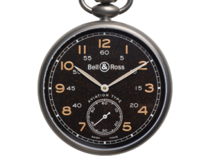 Bell & Ross PW1 Heritage Brown Dial