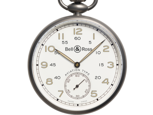 Bell & Ross PW1 Heritage White Dial