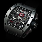 Richard Mille Automatic Chrono Big Date RM 011-1 White Gold RM 011-1