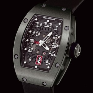 Richard Mille RM 007 Titalyt (Black)
