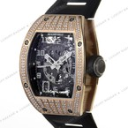 Richard Mille RM 010 Partial Pave
