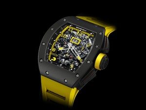 Richard Mille RM 011 Felipe Massa Limited Edition