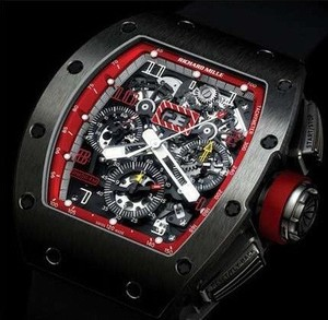 Richard Mille RM 011 Felipe Massa Singapore Grand Prix
