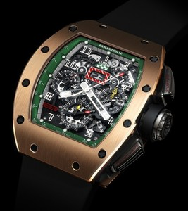 Richard Mille RM 011 Le Mans Classic Rose Gold
