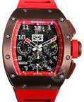 Richard Mille RM 011 Titanium Red