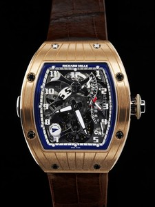 Richard Mille Tourbillon Marine GMT RM 015 V2