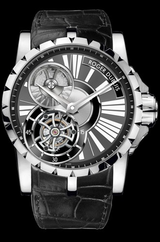 Roger Dubuis Excalibur Millesime Pierced Flying Tourbillon RDDBEX0285