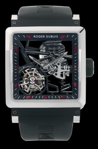 Roger Dubuis Kingsquare Flying Tourbillon Skeleton RDDBKS0016