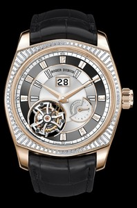 Roger Dubuis La Monagasque Flying Tourbillon Jewelry Large Date RDDBMG0014