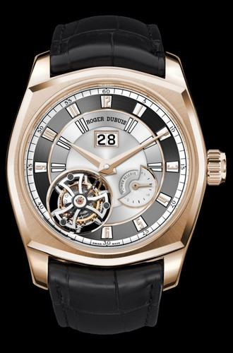 Roger Dubuis La Monagasque Flying Tourbillon Large Date RDDBMG0010