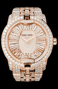 Roger Dubuis Velvet Automatic High Jewelry RDDBVE0003