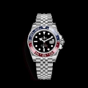 Rolex GMT-Master II Oyster, 40 мм 126710BLRO