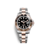 Rolex GMT-Master II Oyster, 40 мм, сталь Oystersteel и золото Everose 126711CHNR