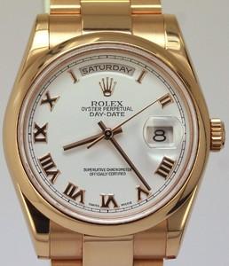 Rolex Day-Date 118205F